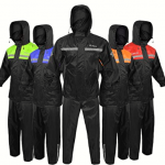 Alpha Cycle Gear Rain Suit for Men & Women Jackets Pant Gear