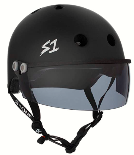 S-ONE S1 Lifer Helmet for Biking, Skateboarding, and Roller Skating