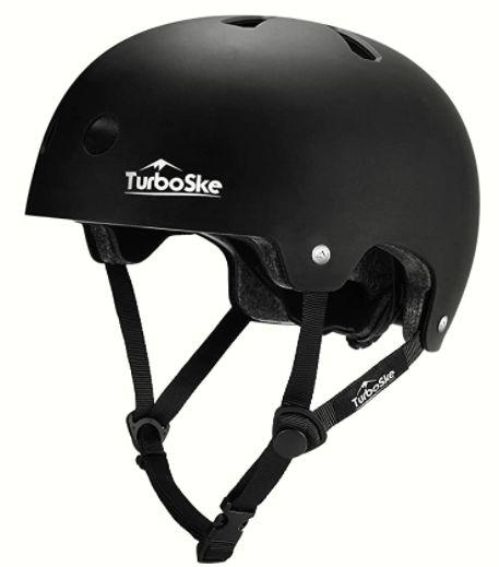 TurboSke Skateboard Helmet, BMX Helmet, Multi-Sport Helmet,